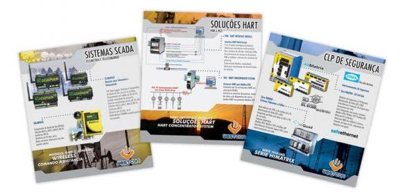 Campanhas Publicitárias Westcon Automação - Criattivo
