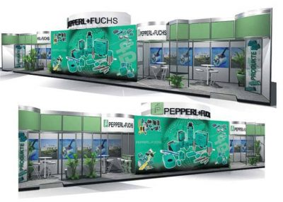 Campanhas Publicitárias Pepperl+Fuchs